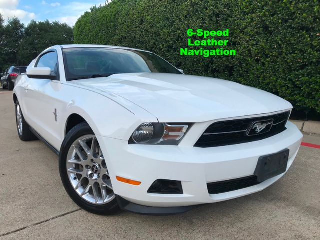 2012 Ford Mustang V6 Premium w/20's**Leather**V6**22 Service Records