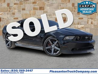 2012 Ford Mustang in Pleasanton TX