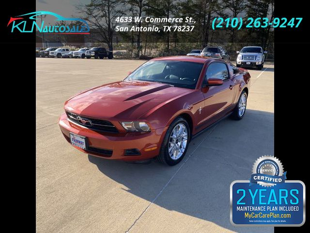 2012 Ford Mustang Coupe 2D in San Antonio, TX 78237