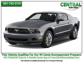 2012 Ford Mustang V6 | Hot Springs, AR | Central Auto Sales in Hot Springs AR