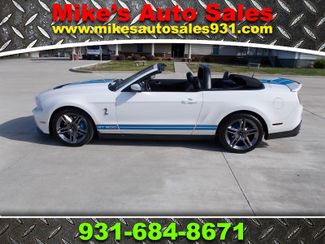 2012 Ford Mustang Shelby GT500 Shelbyville, TN
