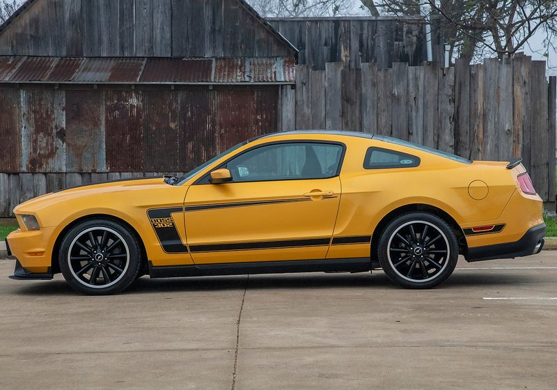 2012 Ford Mustang Boss 302  city TX  Dallas Motorsports  in Wylie, TX