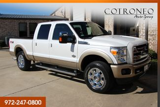 2012 Ford Super Duty F-250 King Ranch Crew Cab 4WD in Addison TX, 75001
