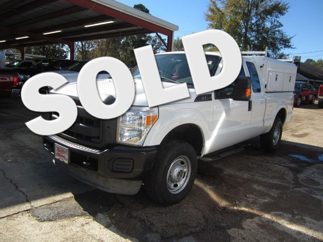 2012 Ford Super Duty F-250 Ext Cab 4x4 XL Houston, Mississippi