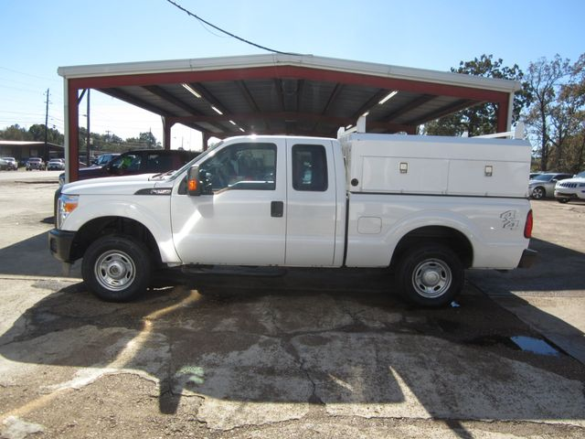 2012 Ford Super Duty F-250 Ext Cab 4x4 XL Houston, Mississippi 1