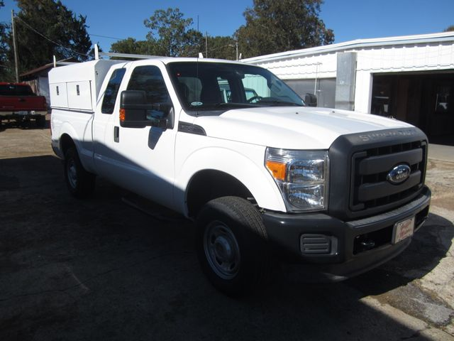 2012 Ford Super Duty F-250 Ext Cab 4x4 XL Houston, Mississippi 4