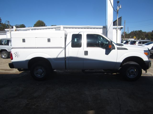 2012 Ford Super Duty F-250 Ext Cab 4x4 XL Houston, Mississippi 5