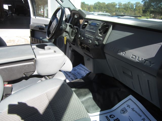 2012 Ford Super Duty F-250 Ext Cab 4x4 XL Houston, Mississippi 8