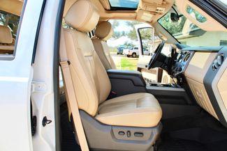 2012 Ford Super Duty F-250 Lariat Crew Cab 4X4 FX4 6.7L Powerstroke Diesel Auto Sealy, Texas 40