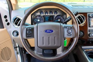 2012 Ford Super Duty F-250 Lariat Crew Cab 4X4 FX4 6.7L Powerstroke Diesel Auto Sealy, Texas 45