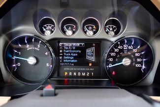 2012 Ford Super Duty F-250 Lariat Crew Cab 4X4 FX4 6.7L Powerstroke Diesel Auto Sealy, Texas 48