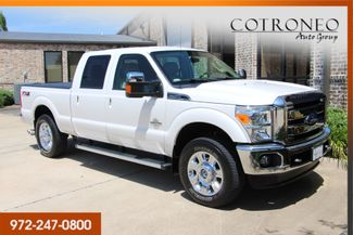 2012 Ford Super Duty F-250 Pickup Lariat Crew Cab 4WD in Addison TX, 75001