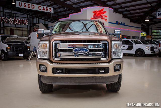 2012 Ford Super Duty F-250 Pickup King Ranch 4X4 in Addison Texas, 75001