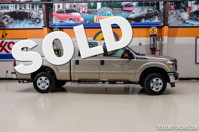 2012 Ford Super Duty F-250 Pickup XLT 4X4