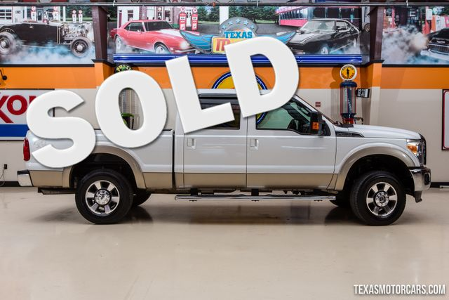 2012 Ford Super Duty F-250 Pickup Lariat 4X4
