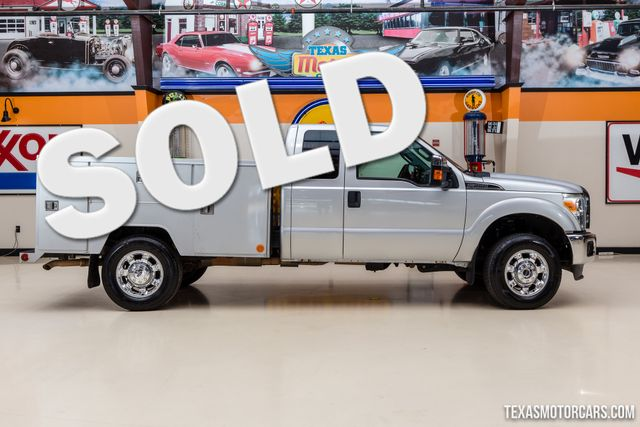 2012 Ford Super Duty F-250 Pickup XLT 4X4 Work Truck