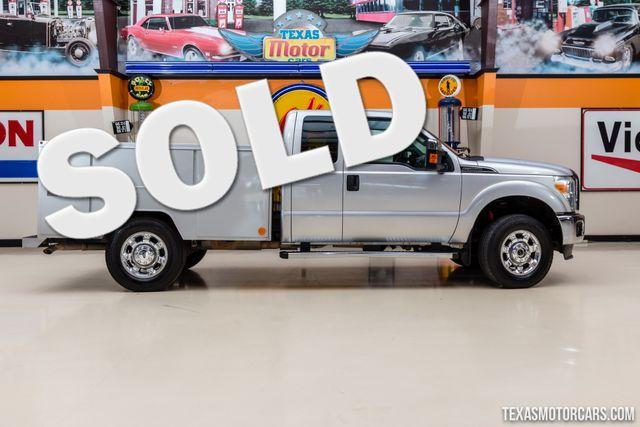 2012 Ford Super Duty F-250 Pickup XLT 4X4 Work Truck