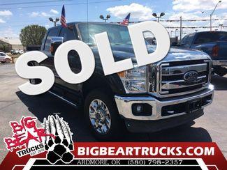 2012 Ford Super Duty F-250 Pickup Lariat | Ardmore, OK | Big Bear Trucks (Ardmore) in Ardmore OK