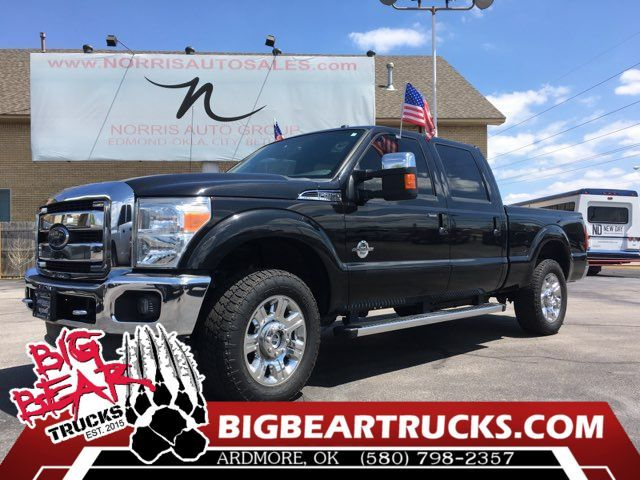 2012 Ford Super Duty F-250 Pickup in Ardmore OK