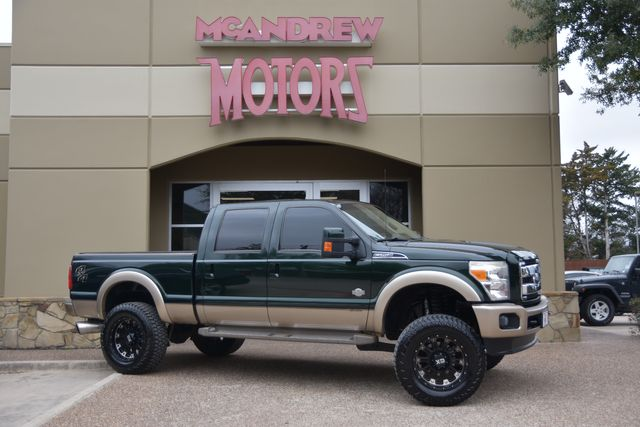 2012 Ford Super Duty F-250 Pickup King Ranch with Central Alps Package