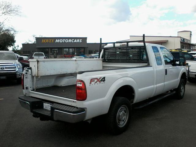 2012 Ford Super Duty F-250 Pickup XL 4X4 Boerne, Texas 5