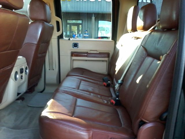 2012 Ford Super Duty F-250 Pickup King Ranch Boerne, Texas 15
