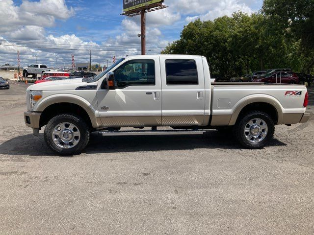 2012 Ford Super Duty F-250 Pickup King Ranch in Boerne, Texas 78006