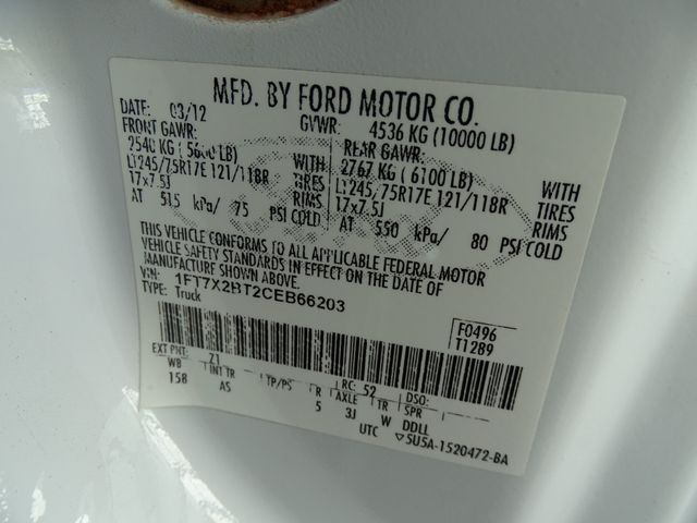 2012 Ford Super Duty F-250 Pickup XL Corpus Christi, Texas 44