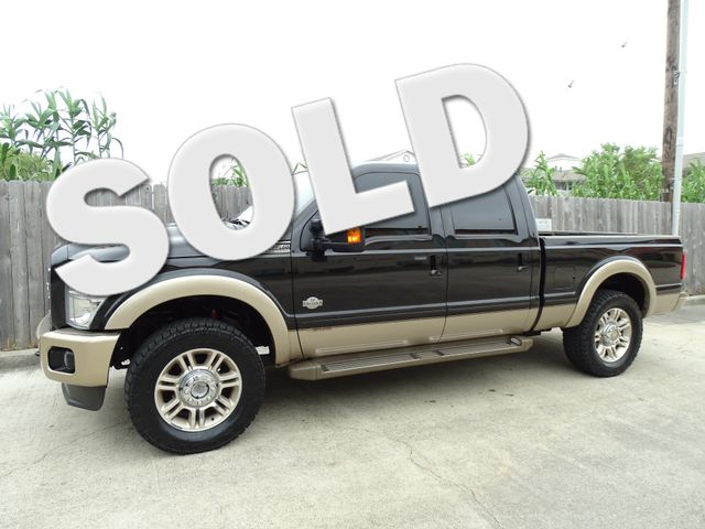 2012 Ford Super Duty F-250 Pickup King Ranch Corpus Christi, Texas 0