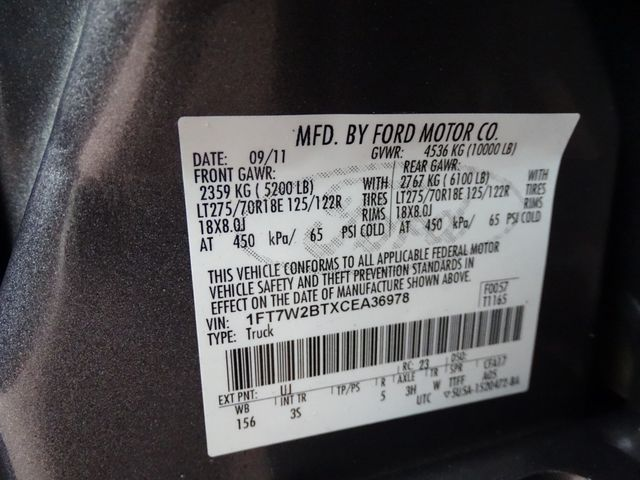 2012 Ford Super Duty F-250 Pickup XLT Corpus Christi, Texas 48