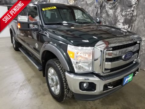 2012 Ford Super Duty F-250 Pickup Lariat 6.7L Powerstroke Crew  6.5ft 4x4 in Dickinson, ND