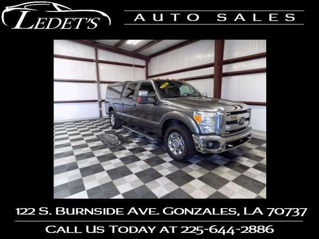 2012 Ford Super Duty F-250 Pickup XLT - Ledet's Auto Sales Gonzales_state_zip in Gonzales
