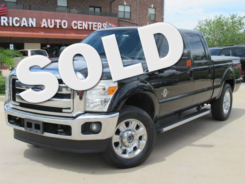 2012 Ford Super Duty F-250 Pickup Lariat | Houston, TX | American Auto Centers in Houston TX