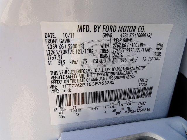 2012 Ford Super Duty F-250 Pickup XLT Madison, NC 53
