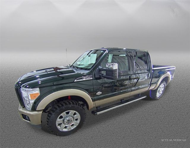 2012 Ford Super Duty F-250 Pickup King Ranch Madison, NC 4