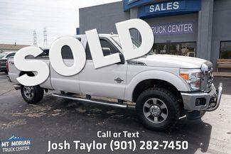 2012 Ford Super Duty F-250 Pickup Lariat   Memphis, TN   Mt Moriah Truck Center in Memphis TN