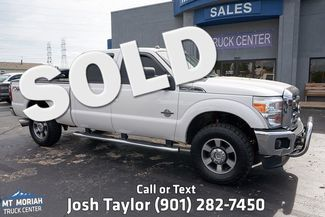 2012 Ford Super Duty F-250 Pickup Lariat | Memphis, TN | Mt Moriah Truck Center in Memphis TN
