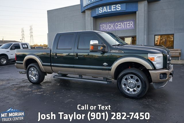 2012 Ford Super Duty F-250 Pickup King Ranch in Memphis Tennessee, 38115