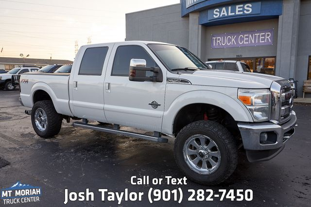 2012 Ford Super Duty F-250 Pickup Lariat