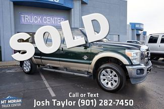 2012 Ford Super Duty F-250 Pickup Lariat | Memphis, TN | Mt Moriah Truck Center in Memphis TN