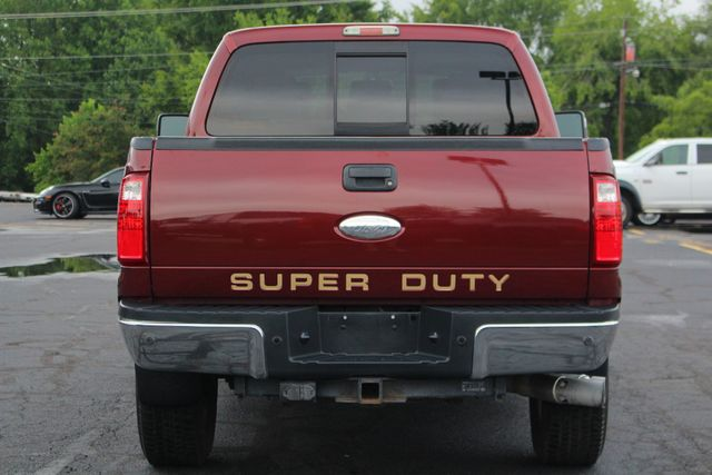 """2012 Ford Super Duty F-250 Pickup Lariat Crew Cab 4x4- 20"""" CHROME WHEELS- MICHELINS! Mooresville , NC 15"""
