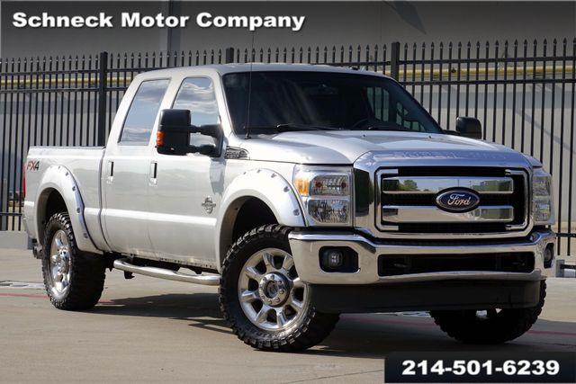2012 Ford Super Duty F-250 Pickup LARIAT Lariat **** RATES AS LOW AS 1.99 APR* ***