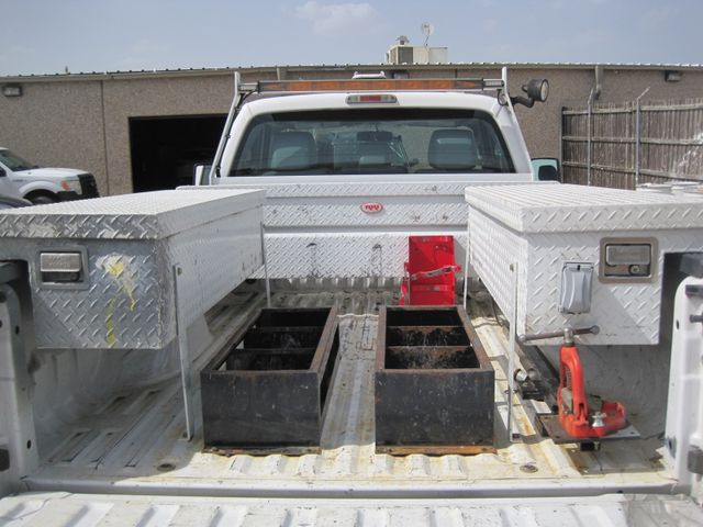 2012 Ford F250 Reg Cab LWB, 1 Owner, Tool Boxes, X/Nice in Plano Texas, 75074