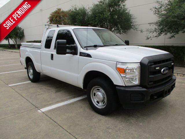 2012 Ford Super Duty F-250 Pickup XL Extended Cab
