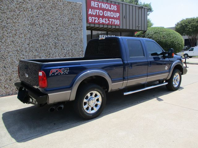 2012 Ford Super Duty F-250 Pickup Lariat 1 Owner in Plano, Texas 75074
