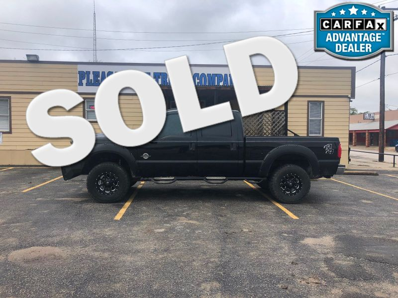 2012 Ford Super Duty F-250 Pickup XLT | Pleasanton, TX | Pleasanton Truck Company in Pleasanton TX