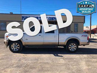 2012 Ford Super Duty F-250 Pickup King Ranch | Pleasanton, TX | Pleasanton Truck Company in Pleasanton TX