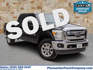 2012 Ford Super Duty F-250 Pickup Lariat | Pleasanton, TX | Pleasanton Truck Company in Pleasanton TX