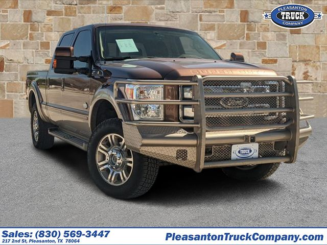2012 Ford Super Duty F-250 Pickup King Ranch