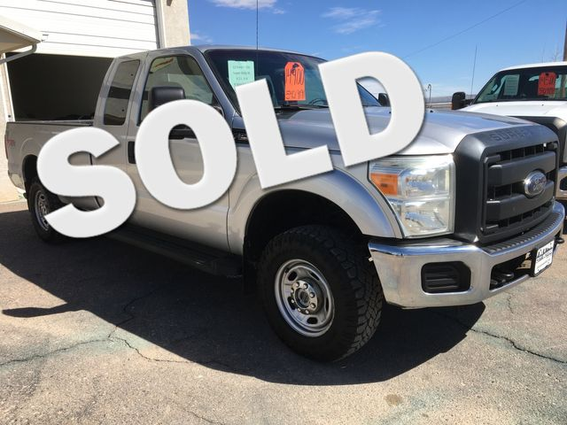 2012 Ford Super Duty F-250 Pickup XL Pueblo West, CO